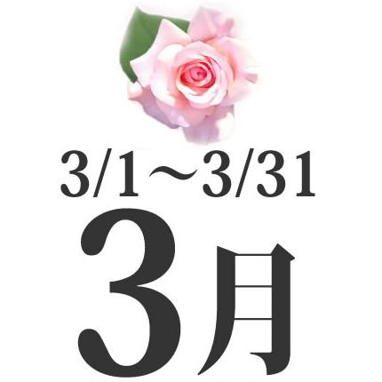 3月生まれの誕生日相性占い