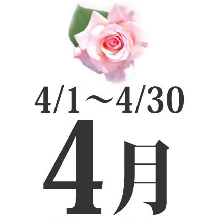 4月生まれの誕生日相性占い